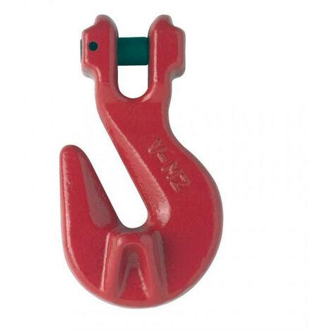 Raccourcisseur crochet à chape (7/8 - 2000) - Ø mm : 7/8 - CMU kg : 2000
