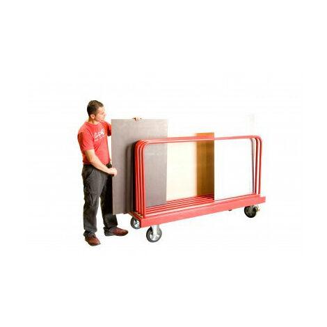 Rack à panneaux mobile - 1000kg