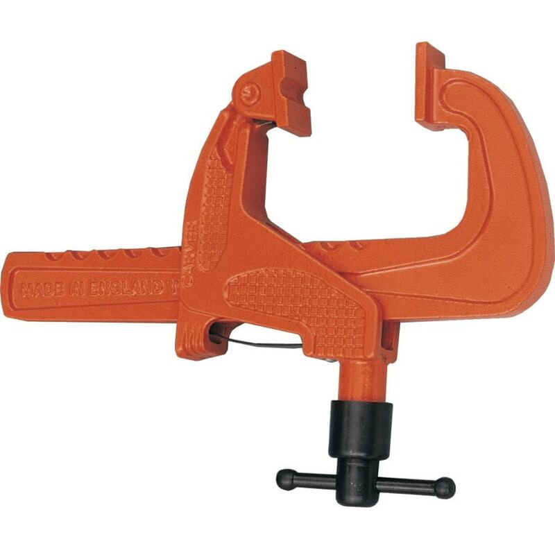 Image of T186-750 Rack Clamp - Carver Clamps