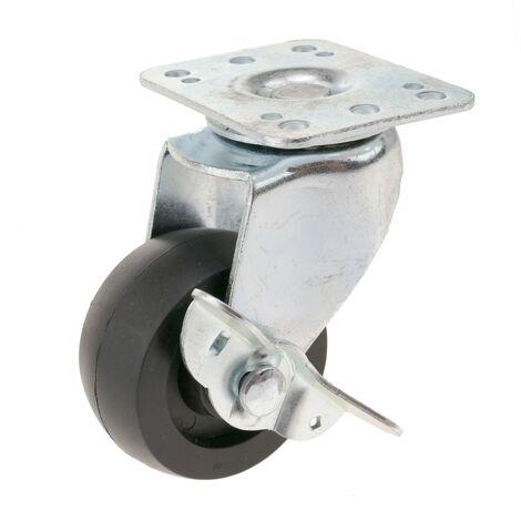 RackMatic - 6cm wheel brake rack MobiRack and MobiRackHQ