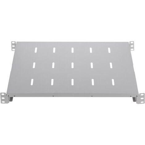 "RackMatic - Bandeja rack 19"" ajustable en profundidad 350 mm 1U blanco"