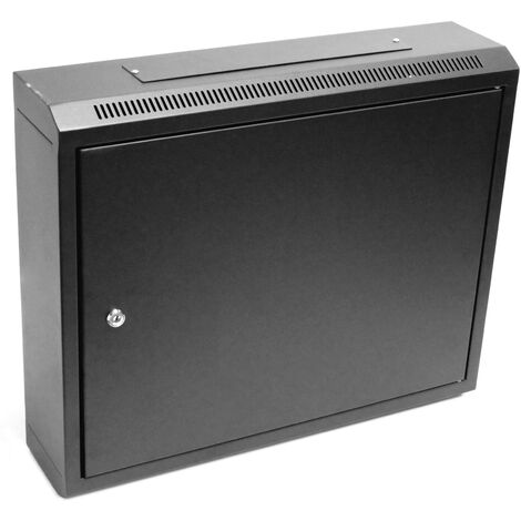 """main image of """"RackMatic - Server rack cabinet 19 inch 9U 600x150x505mm wallmount with metal door SOHORack"""""""
