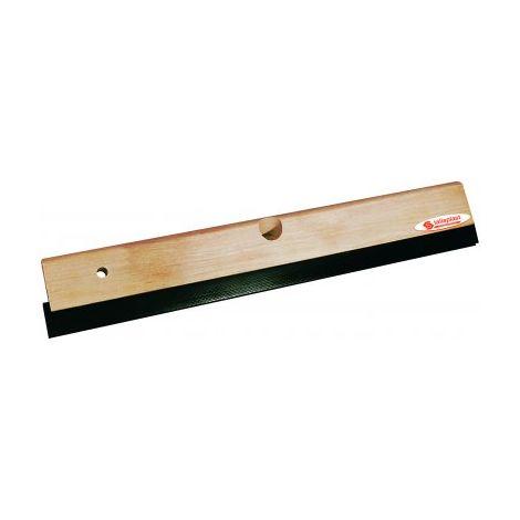Raclette bois double caoutchouc 60 cm TALIAPLAST