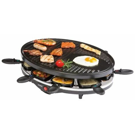 Raclette - Grill DOMO - 8 people DO9038G