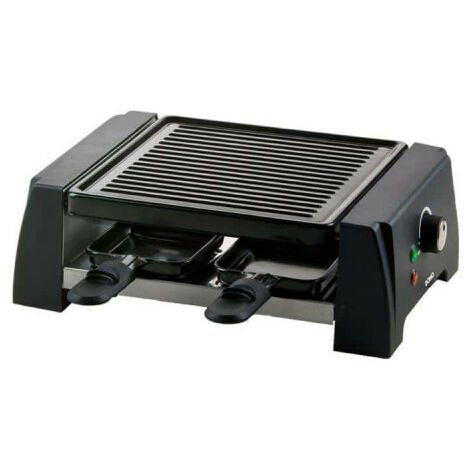 """Raclette - Grill """"just us"""" DOMO - 4 personnes DO9147G"""