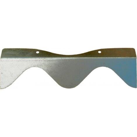 RACLOIR ACIER ONDULE (pour balai métal 603 004)