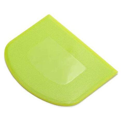 Racloir de Pâte Plastique Coupe Pâte Spatule pour Pâte Pâtisserie Grattoirs Séparateur de Pâte Ustensiles de Cuisine