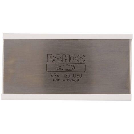 """main image of """"Racloir d'ébéniste 125x0,6 mm 474-125-0.60 Bahco"""""""