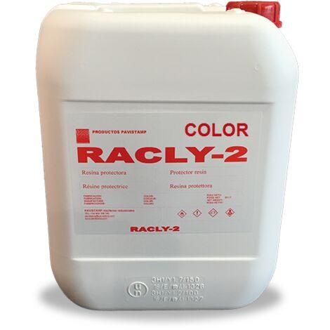 RACLY 2 Resina acrílica al disolvente Brillo Color