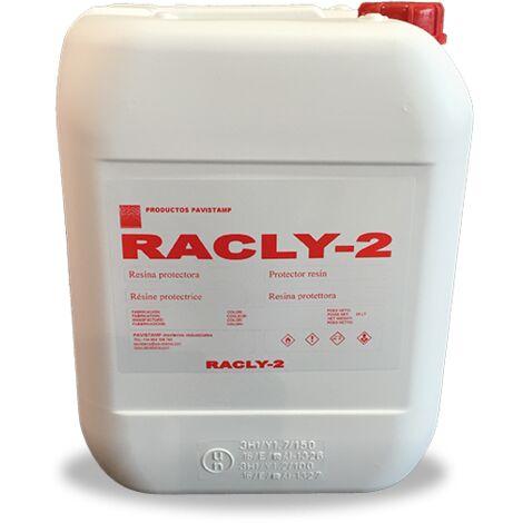 RACLY 2 Resina acrílica al disolvente Brillo transparente