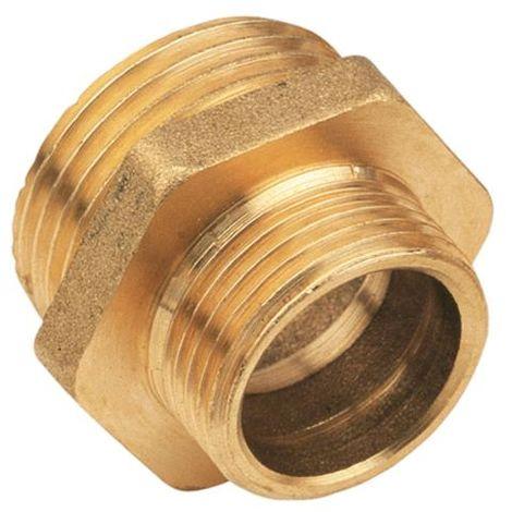 Racor latón reduccion contrarosca mm - varias tallas disponibles