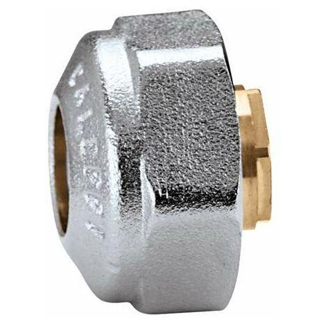 Racor mecánico para tubos en cobre Caleffi 447