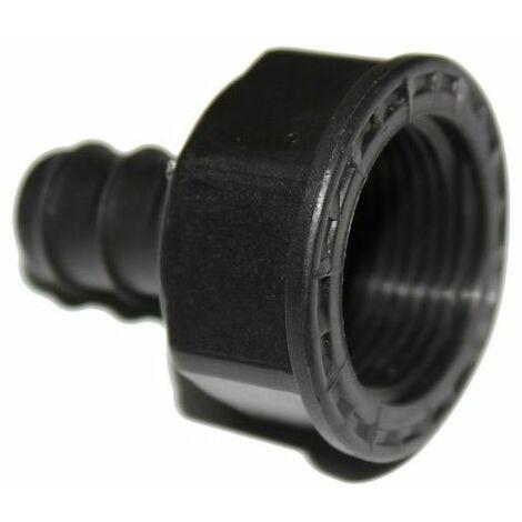 Racord Enlace Hembra Goteo .3/4 x 16 mm