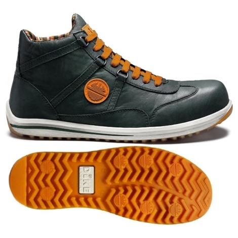 San Francisco bd667 9f13a RACY HIGH Chaussure de securite homme basket S3 SRC DIKE