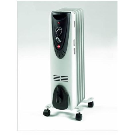 Radiador Aceite 5e. Rw10 1000w