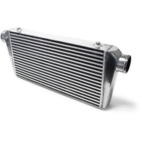 Radiador admisión aire Aluminio Turbo INTERCOOLER No.001 Refrigeración motor turbocompresor Tuning