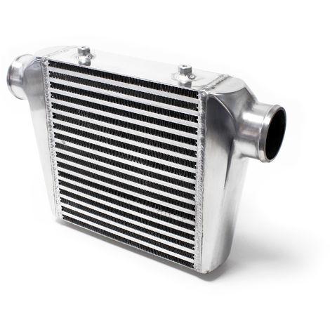 Radiador admisión aire Aluminio Turbo INTERCOOLER No.003 Refrigeración motor turbocompresor Tuning