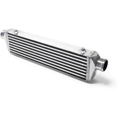 Radiador admisión aire Aluminio Turbo INTERCOOLER No.004 Refrigeración motor turbocompresor Tuning