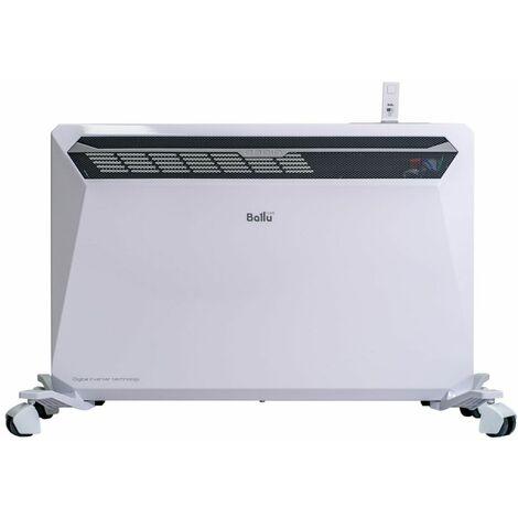 Radiador Calefactor eléctrico wifi cm 41,3x12,9x64 Ballu Rapid1800