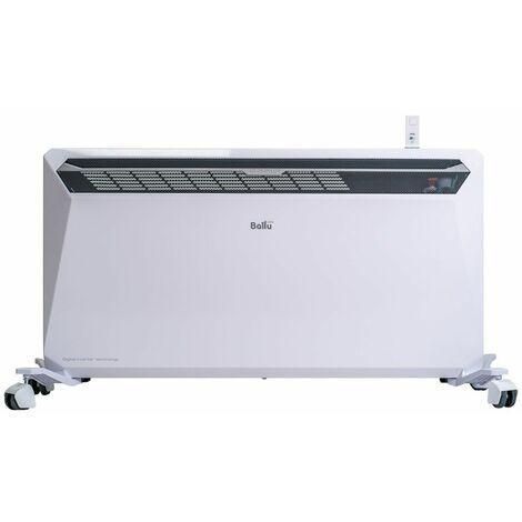 Radiador Calefactor wifi de bajo consumo cm 41,3x12,9x80 Ballu Rapid2200