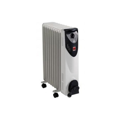 Radiador de aceite 2500W 11 elementos (FM RW-25)