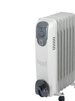 Radiador de aceite 7 elementos 1500W