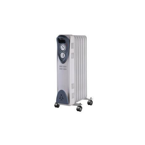 Radiador De Aceite 7 Elementos 3 Potencias 600W 900W 1500W