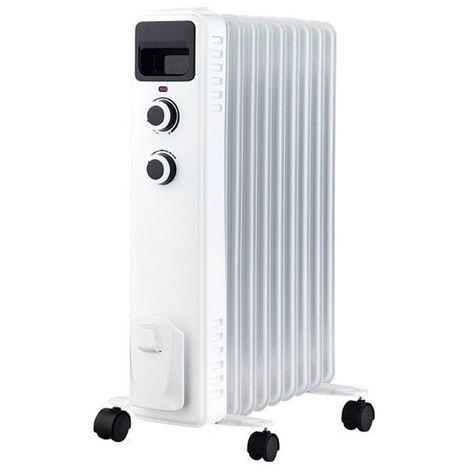 Radiador de aceite 9 elementos 2000W