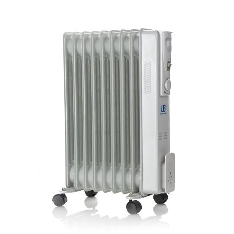 Radiador de aceite de 2000W con 9 elementos calefactores UNIVERSAL BLUE URA20000-16