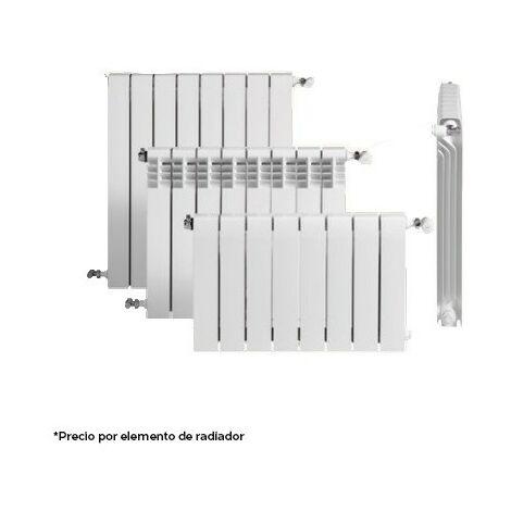 Radiador de aluminio DUBAL - BAXI - Medidas: 450 mm.
