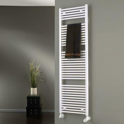 Radiador de baño HSK Ancho de línea: 40cm, alto: 121,5cm, color: Blanco - 80412204