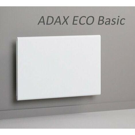 ADAX ECO BASIC 400W (5m2) Radiador de convección termostato electrónico programable con mando analogico.