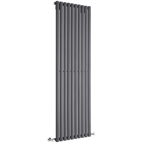 Radiador de Diseño Revive Vertical - Antracita - 1487W - 1780 x 590mm