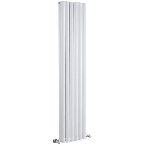 Radiador de Diseño Revive Vertical - Blanco - 1401W - 1780 x 354mm