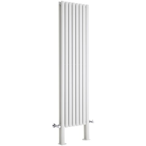 Radiador de Diseño Revive Vertical - Blanco - 1638W - 1800 x 472mm
