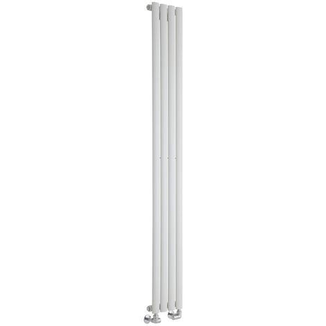 Radiador de Diseño Revive Vertical - Blanco - 595W - 1780 x 236mm