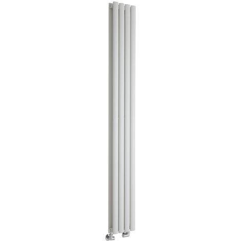 Radiador de Diseño Revive Vertical - Blanco - 934W - 1780 x 236mm