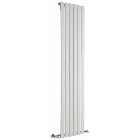 """main image of """"Radiador de Diseño Vertical Delta Blanco"""""""