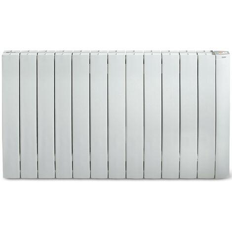 "main image of ""Radiador de pared de inercia de fluido blanco 2000w - galbeo r-control 2000 blanc - supra -"""