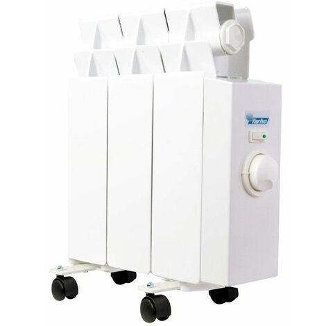 Radiador Electrico Bajo Consumo portatil 330 W Farho LPR-03 Brasero