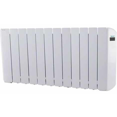 Radiador electrico Farho VIC12 serie VICTORIA blanco 12 modulos 2000W