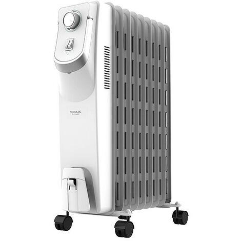 Radiador eléctrico de aceite ready warm 5800 space 360º cecotec