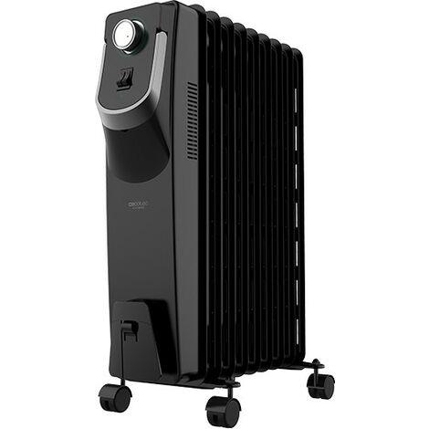 Radiador eléctrico de aceite ready warm 5820 space 360º, 9 modulos, potencia 2000w en 3 niveles, bajo consumo cecotec