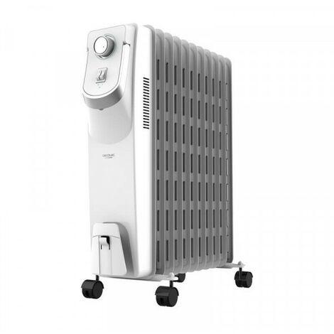 Radiador eléctrico de aceite ready warm 5850 space 360º cecotec