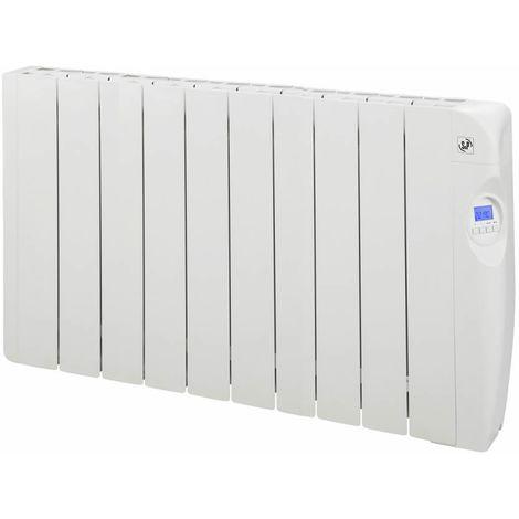 Radiador eléctrico de bajo consumo con fluido 10 elementos 1500W S&P EMI-10 PROGRAM