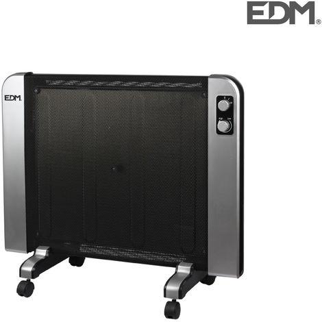 Radiador eléctrico de Mica 1.500W EDM