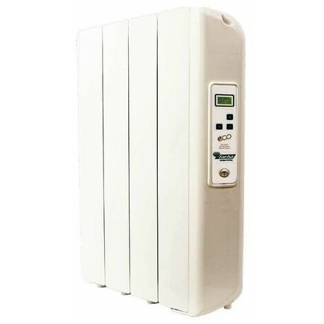 Radiador electrico Farho ECGU04 serie ECO GREEN ULTRA blanco 4 modulos 660W