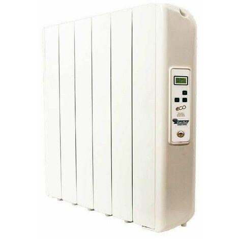 Radiador electrico Farho ECGU06 serie ECO GREEN ULTRA blanco 6 modulos 1000W