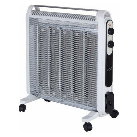 Radiador Electrico Mica 1200/2000W Bl Micathermic 5 Placas Jata