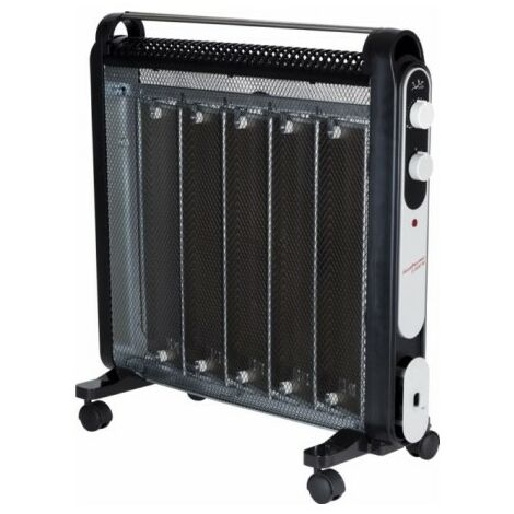 Radiador Electrico Mica 1200/2000W Ne Micathermic 5 Placas Jata